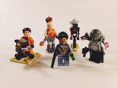 Zaael's Crew of Rebels