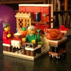 #happythanksgiving #turkey #lego #legophotography #minifig #minifigures #scottalynch