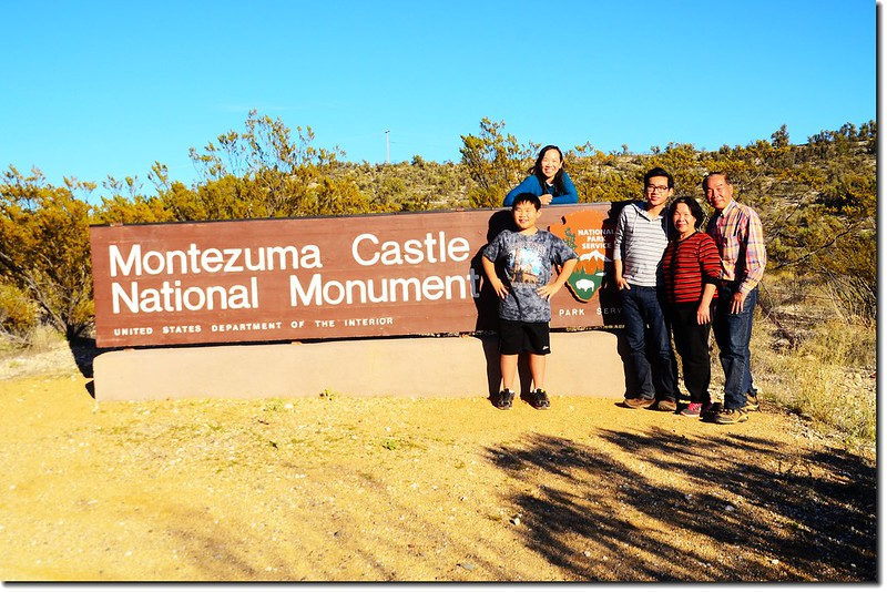 Montezuma Castle National Monument 1