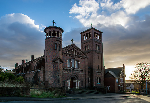 St Joseph's Catholic Church, Burslem, Staffordshire  (c) Gary Sheldon
