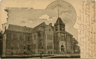 Hobart High School pre-1907