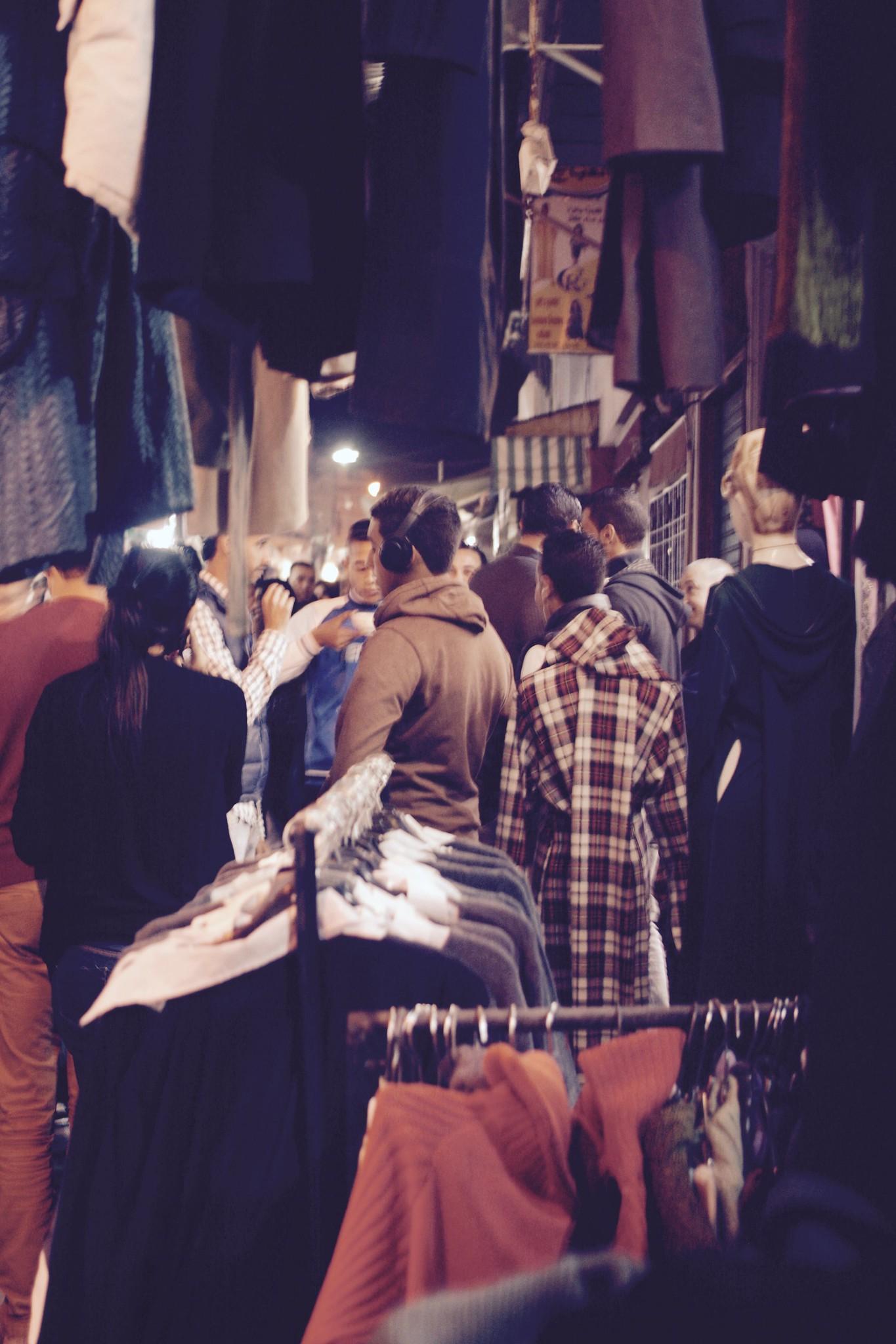 Morocco: Rabat, 26 December 2015 – Wanderlust