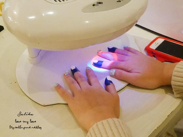 可愛俏皮光療指甲 (8)