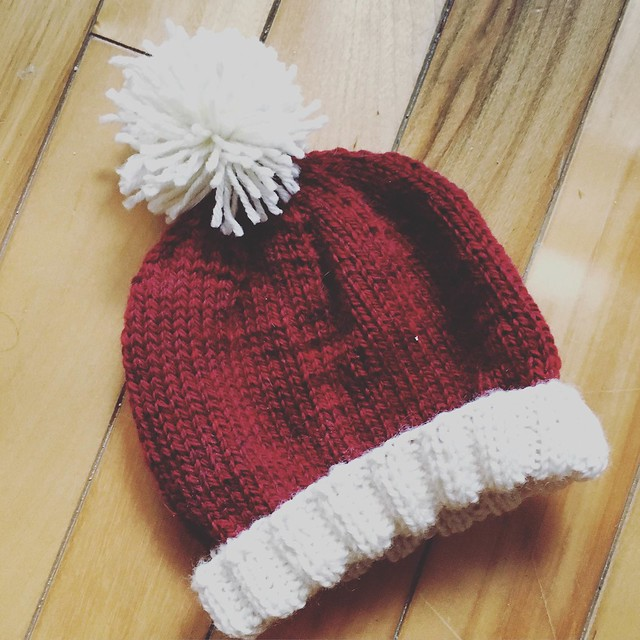 Last minute gift: a little hat