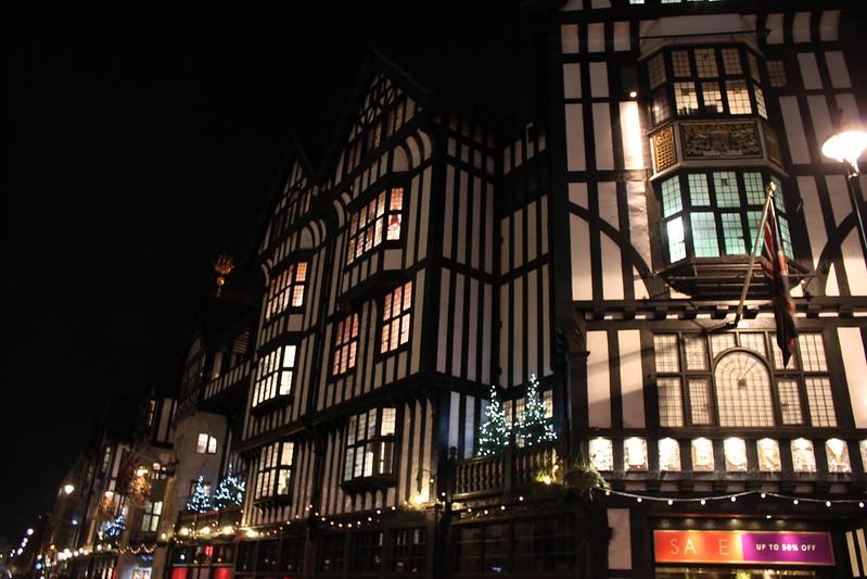 英國聖誕街景 (1)