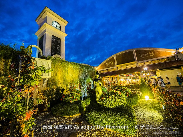 泰國 河濱夜市 Asiatique The Riverfront 86