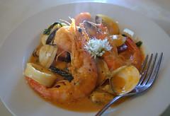 Madagascan Prawn, Squid, Clams, King Prawn, Mussel…