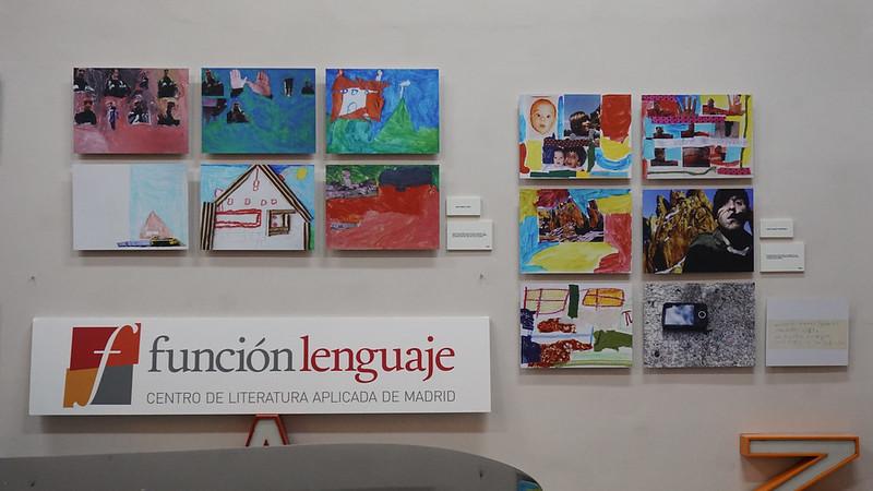 """Inauguración exposición """"Posibilidades, tiempo, imágenes"""""""