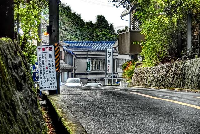 slope, Tondabayashi, Osaka Pref.