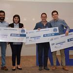 Ganadores de Microempresas » El Premio Citi a la Microempresa junto a la Universidad Francisco Marroquín, premiaron a 12 microempresarios.