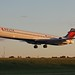 N927DN Delta MD-90-30 at KCLE by GeorgeM757