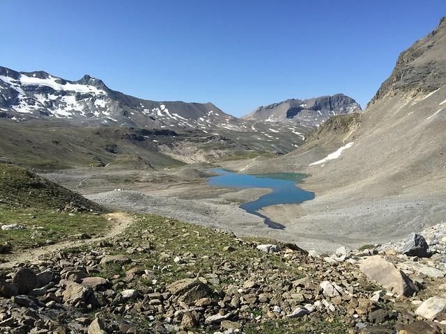 GR5 lac des Nettes