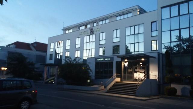 Vukovar CP3 the wondefull Lav Hotel