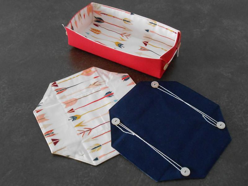 Folding Trays