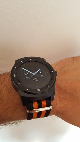 LG présente sa nouvelle (et jolie AMHA) G Watch R 20695736022_3b277dbd56