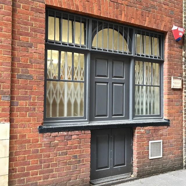 Clerkenwell: Coldbath Square