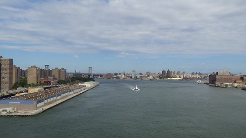 New York View from Manhattan Bridge Aug 15 (2)