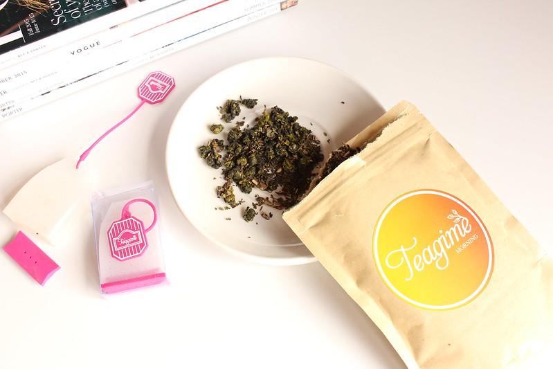 krystelcouture, teagime, freshtea, tealeaves, teatox,