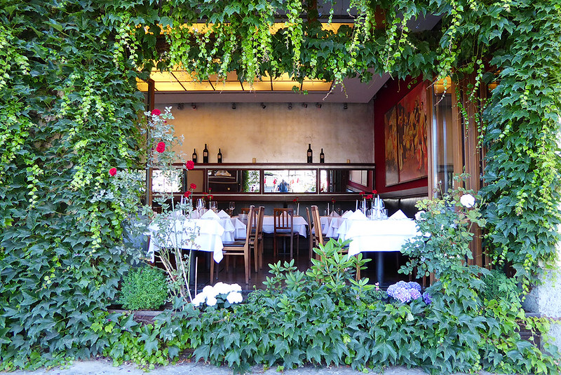 Berlin Brecht's Restaurant
