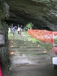 Olevano sul Tusciano (SA), 2005, La festa di San Michele e il Pellegrinaggio alla Grotta.