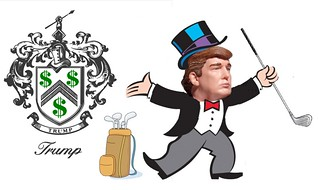 Trump: Born on Third Base