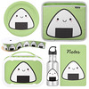 Happy Onigiri at Zazzle by marceline (asking for trouble)