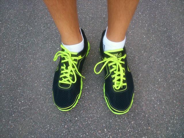 Беговые кроссовки // Running shoes