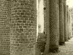 Yemassee, SC Old Sheldon Church Ruins