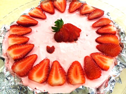 1443538749706 No bake strawberry cheesecake