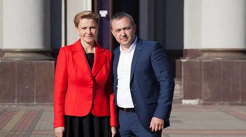 Оксана Продан: «В Олексія Муляренка — сильнакоманда»