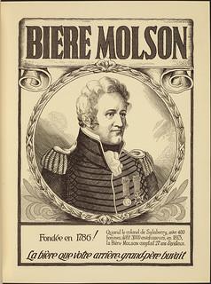 Bière Molson, Colonel de Salaberry