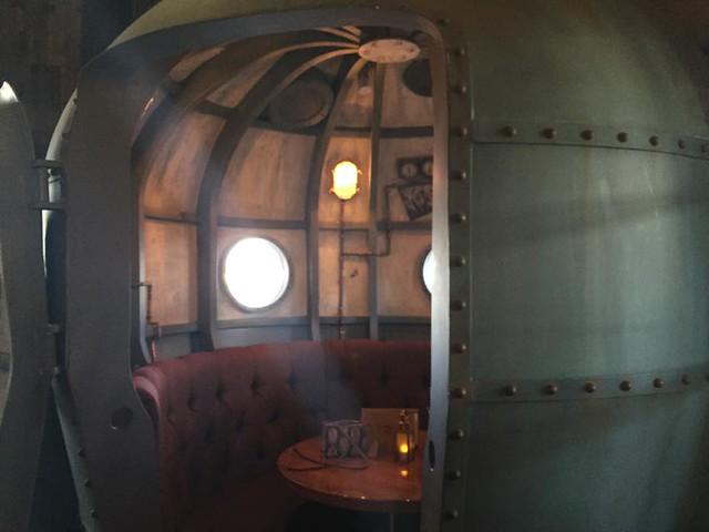 Jock Lindsey's Hangar Bar at Walt Disney World