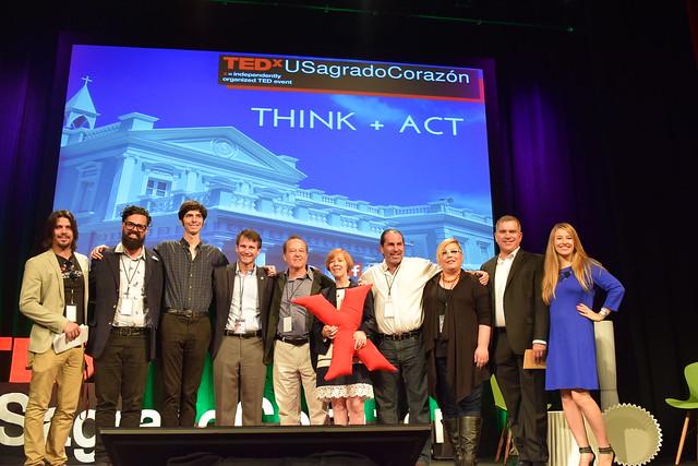 TEDxUSagradoCorazón 2015