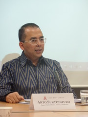 Arto Suryodipuro (Discussant) Deputy Chief of Mission, Embassy of Indonesia