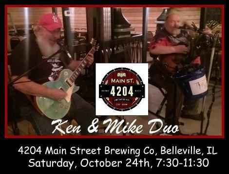 Ken & Mike Duo 10-24-15