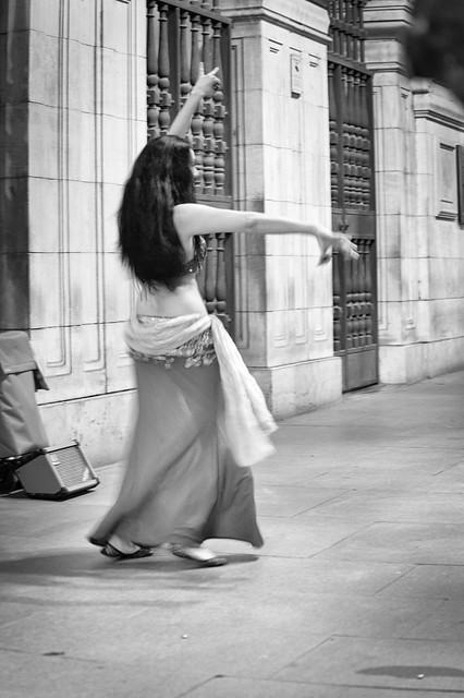 Seville Belly Dancer