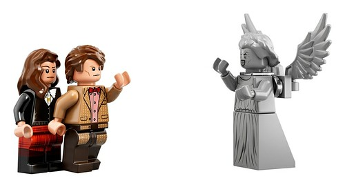 LEGO 21304 Doctor Who 6