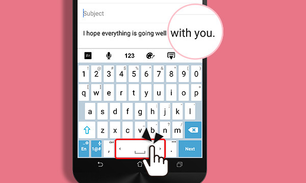 10 Mẹo Siêu hay để sử dụng thành thạo ZenUI keyboard - 93166