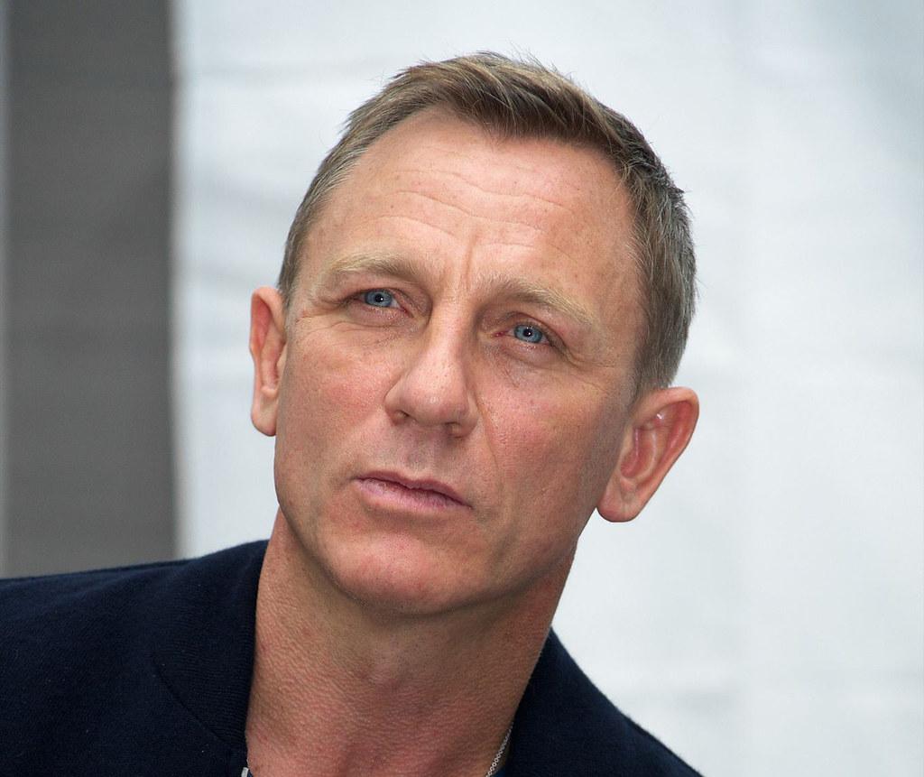 Дэниел Крэйг — Пресс-конференция «007: СПЕКТР» 2015 – 10