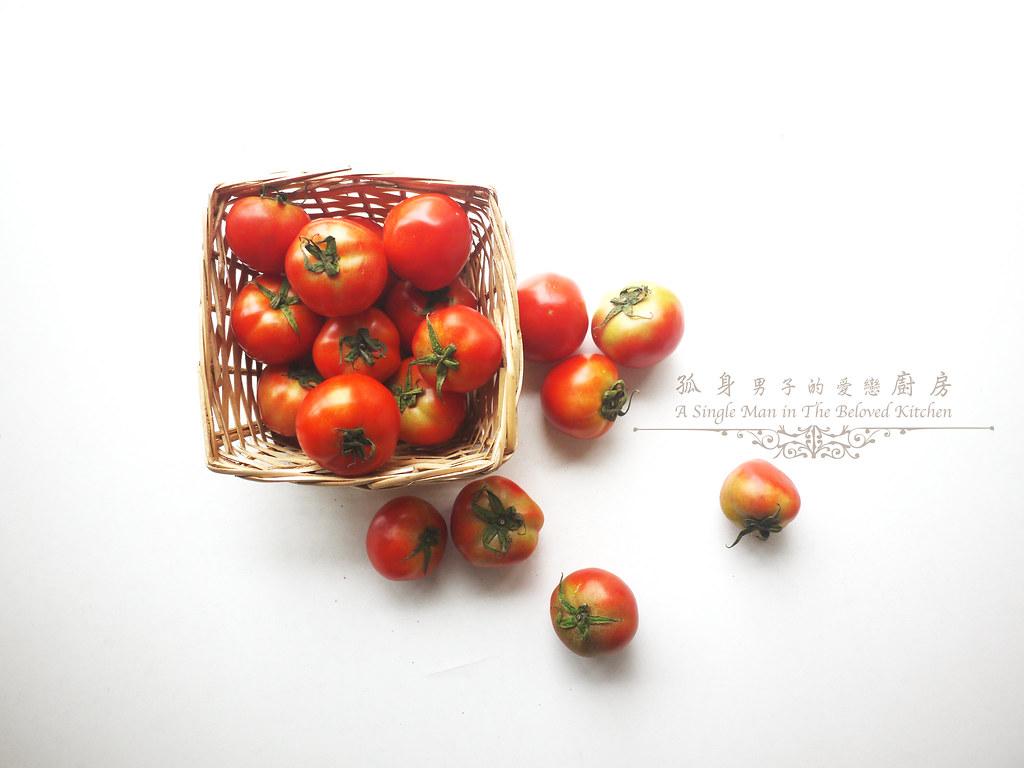 孤身廚房-蕃茄橄欖燴雞肉佐番紅花香米46
