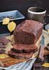 Chocolate and banana bread (cake)