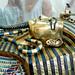 Gold Sargophacus Lid of Tutankhamun by eLaReF