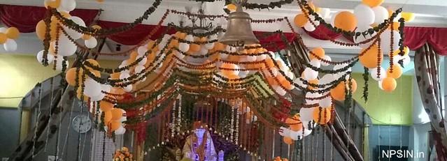 साईं बाबा मंदिर () - 261 - Mishrana Mohalla, Near Post Office Shikohabad, Firozabad, UP - 283135 Shikohabad Uttar Pradesh