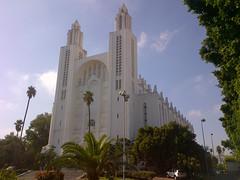 Cathédrale du Sacré Coeur, Casablanca