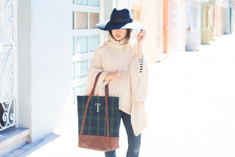 01-pastel-sf-poncho-denim-plaid-fashion-style