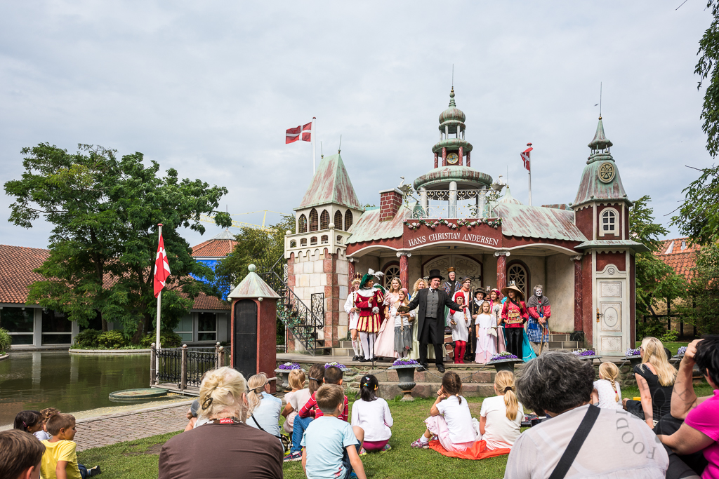 Event at Hans Christian Andersen Museum