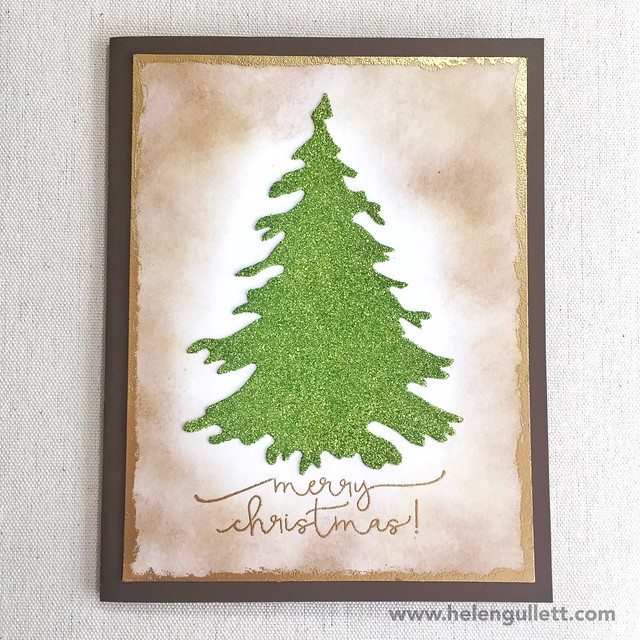 OCC Holiday Card Day 3 - Classic & Elegant Card