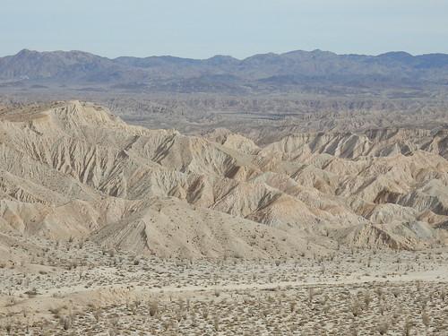 Carrizo Badlands Overlook - 1