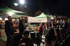H πρώτη χριστουγεννιάτικη εκδήλωση, Ψίνθος (06/12/2015)