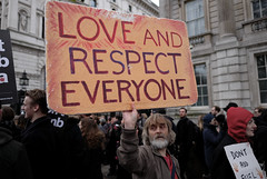 Love and respect everyone !